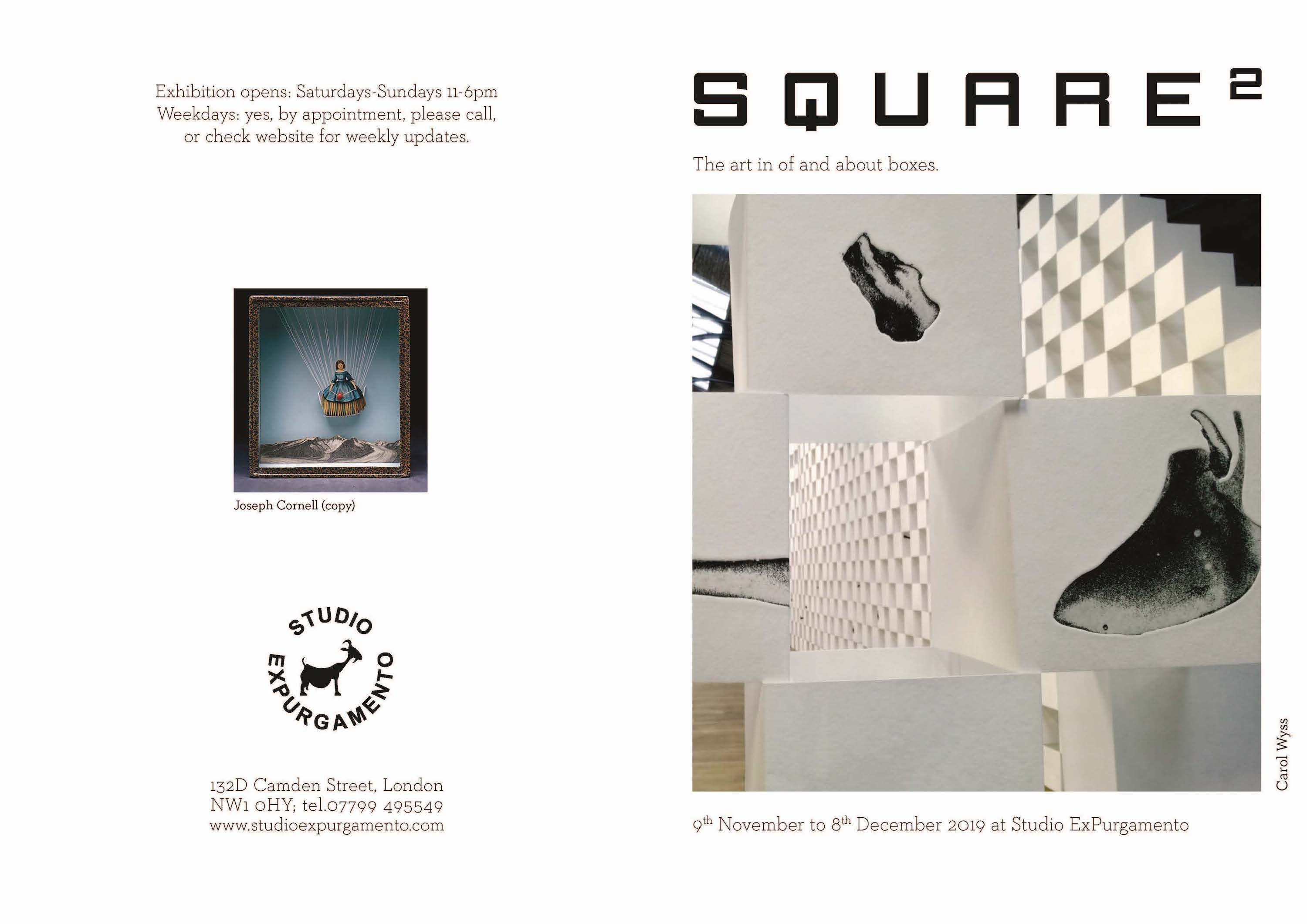 Catalogue for Square2 Page 1